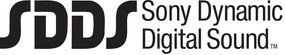 Sony Dynamic Digital Sound (SDDS) Logo