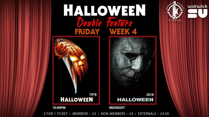 Halloween • Double Feature