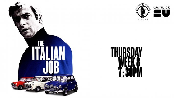 The Italian Job (35mm)