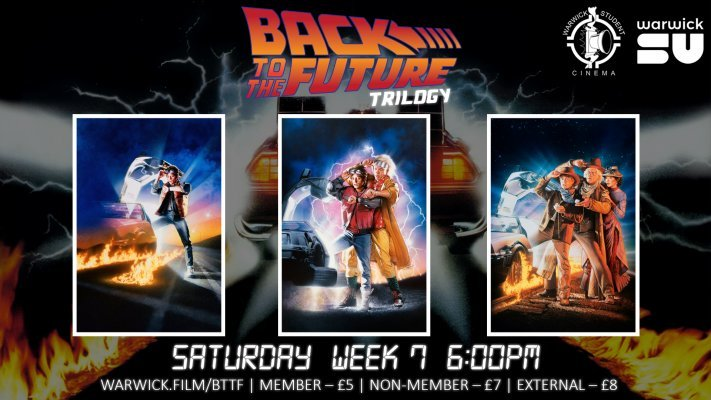 Back to the Future Marathon