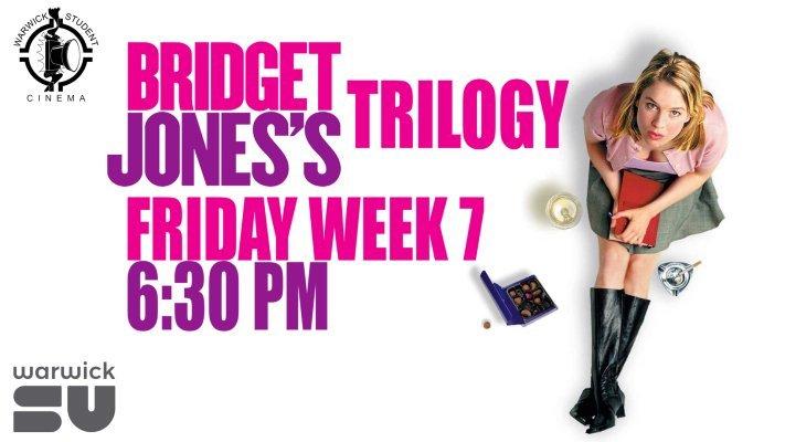 Bridget Jones's Trilogy