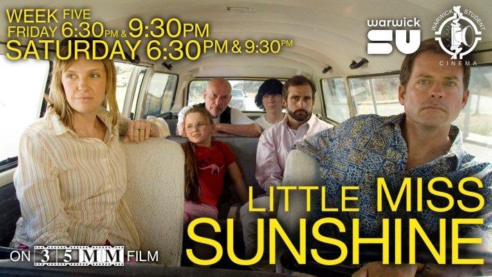 Little Miss Sunshine [35mm]