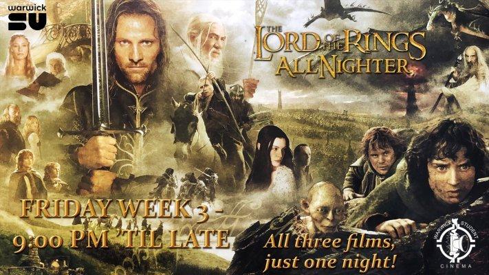 LotR All-Nighter