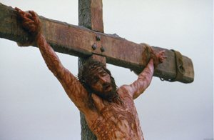 An image from The Passion of the Christ