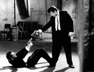 An image from Reservoir Dogs