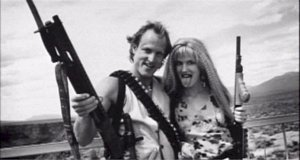 An image from Natural Born Killers