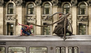 An image from Spider-Man 2