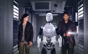 An image from I, Robot