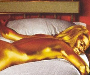 An image from Goldfinger