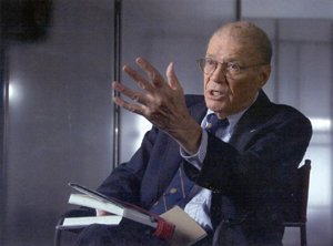 An image from The Fog of War: Eleven Lessons from the Life of Robert S. McNamara