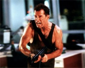 An image from Die Hard