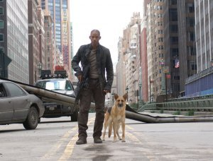 An image from I Am Legend