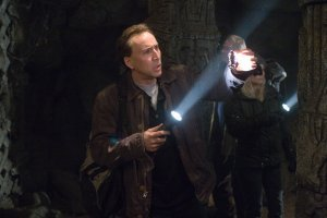 An image from National Treasure 2