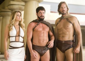 An image from Meet the Spartans