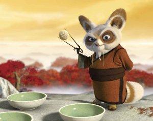An image from Kung Fu Panda