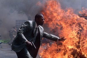An image from Man on Fire