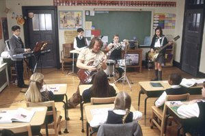 An image from School of Rock