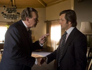 An image from Frost/Nixon