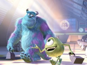 An image from OUTDOOR SCREENING: Monsters, Inc.