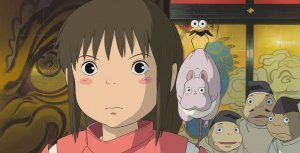 An image from Spirited Away