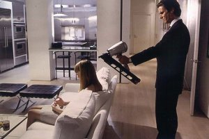 An image from American Psycho