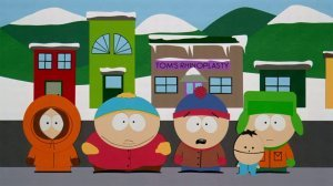 An image from South Park: Bigger, Longer & Uncut