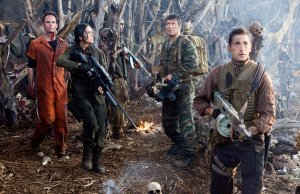 An image from Predators