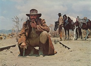 An image from Once Upon a Time in the West