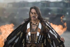 An image from Machete