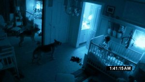 An image from Paranormal Activity 2