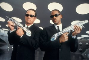 An image from Men in Black