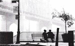 An image from Manhattan