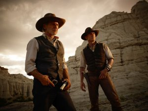 An image from Cowboys & Aliens