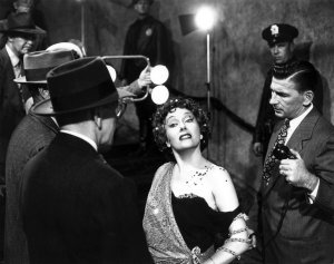 An image from Sunset Boulevard