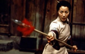 An image from Crouching Tiger, Hidden Dragon