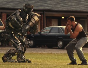 An image from Real Steel