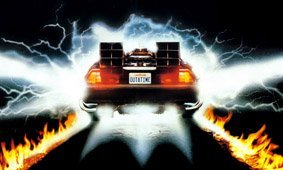 An image from Back to the Future