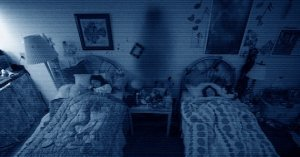 An image from Paranormal Activity 3
