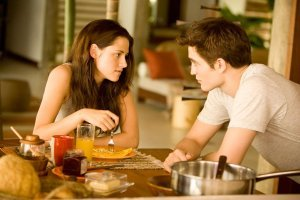 An image from The Twilight Saga: Breaking Dawn (Part 1)
