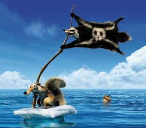 An image from Ice Age: Continental Drift