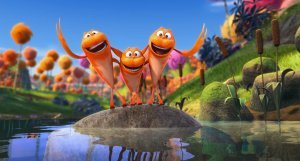 An image from Dr Seuss' The Lorax