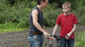 An image from The Kid with a Bike
