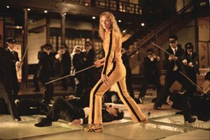 An image from Kill Bill: Vol. 1