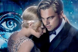 An image from The Great Gatsby