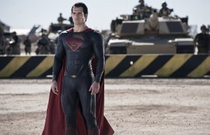 An image from Man of Steel