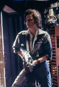 An image from Alien