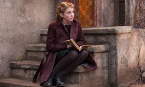 An image from The Book Thief