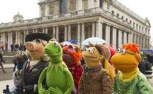 An image from Muppets Most Wanted