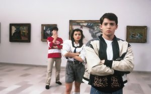 An image from Ferris Bueller's Day Off