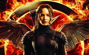 An image from The Hunger Games: Mockingjay - Part 1